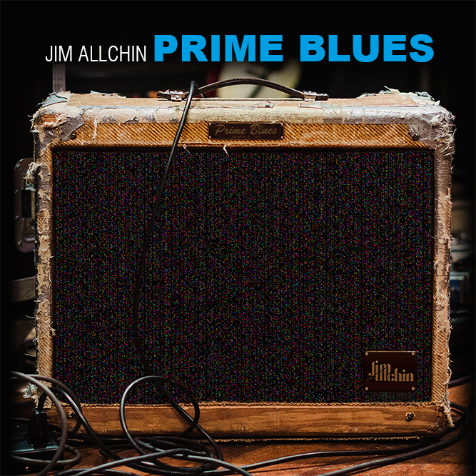 Prime Blues by Jim Allchin Tops the North American Blues and