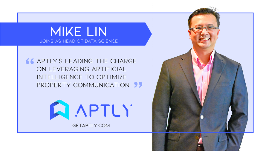 Aptly Hires Intel Data Scientist & Leading Multifamily Expert in