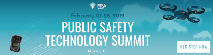 FRA Hosts its First-ever Public Safety Technology Summit, a