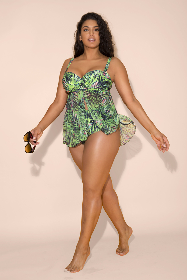 2f30d8818b Smart Sexy Launches 2019 Plus-Size Swimsuit Collection Under  27