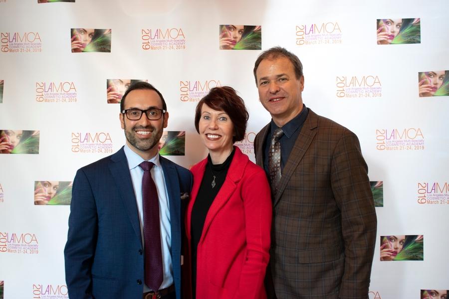 Medicine Meets Movies at LA-MCA 2019 Aesthetic Conference