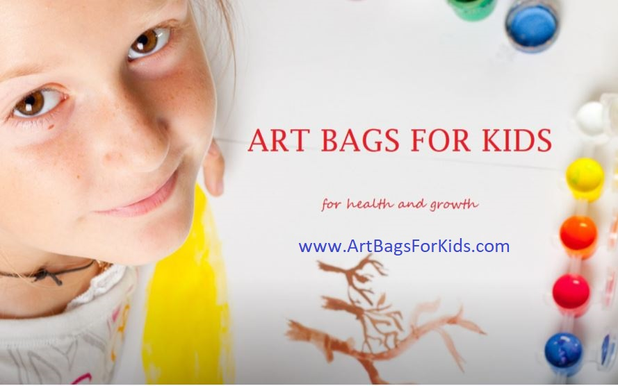 Calling All Aritists Art Bags For Kids In Search Of Arts And Crafts