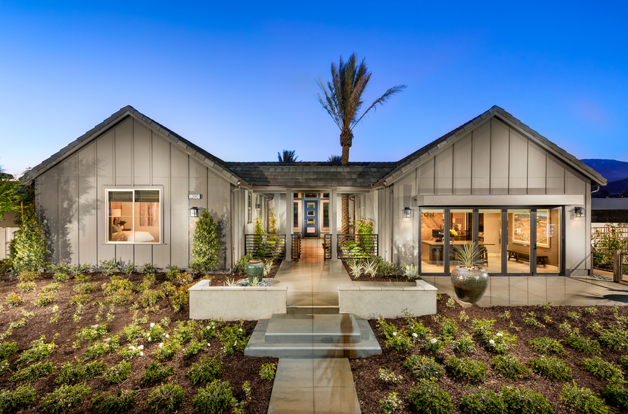 Remarkable Pardee Homes Inland Empire Earns Design Accolades For Beacon Download Free Architecture Designs Grimeyleaguecom