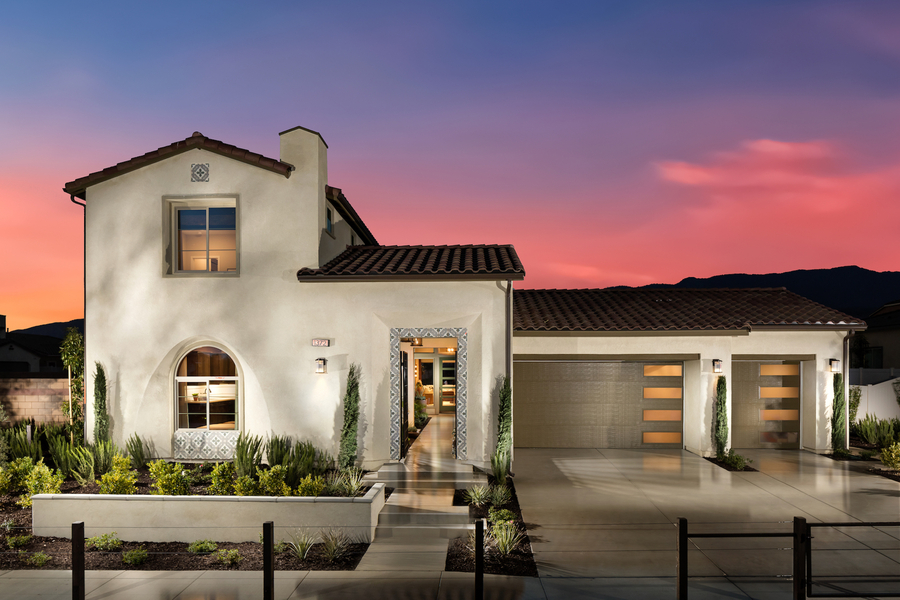 Amazing Pardee Homes Inland Empire Earns Design Accolades For Beacon Download Free Architecture Designs Grimeyleaguecom