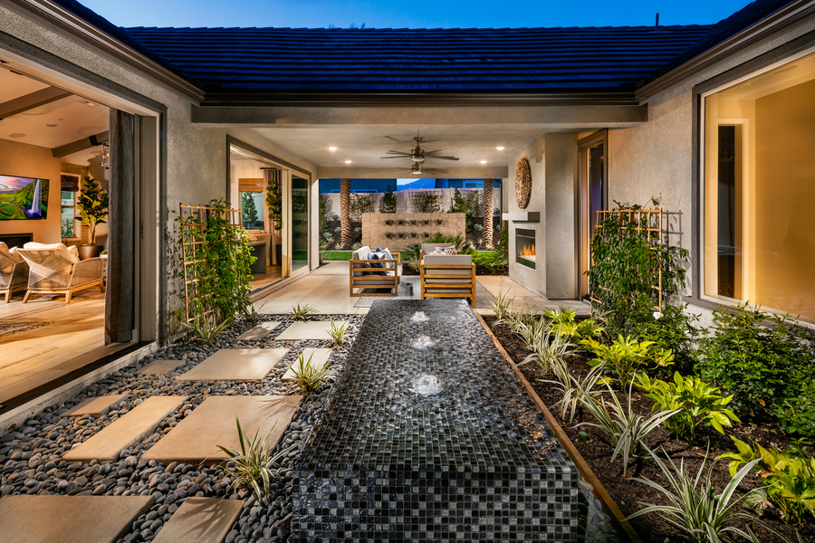 Enjoyable Pardee Homes Inland Empire Earns Design Accolades For Beacon Download Free Architecture Designs Grimeyleaguecom
