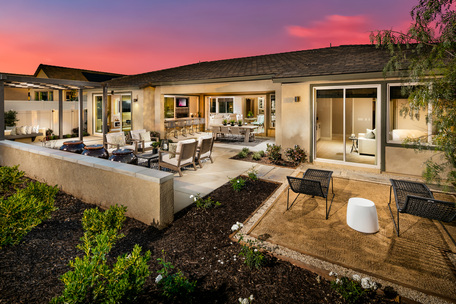 Incredible Pardee Homes Inland Empire Earns Design Accolades For Beacon Download Free Architecture Designs Grimeyleaguecom