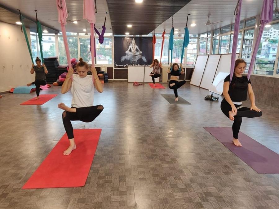 Yoga Teacher Training In Bali Introduces Acro Yoga
