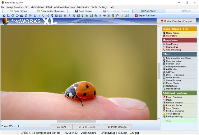 IN MEDIA KG Offers Its State-of-the-art Photo Editing Software