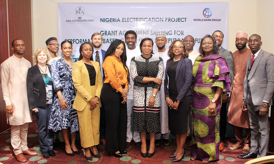 The Federal Government Of Nigeria Signs Grant Agreements With Renewable Energy Investors