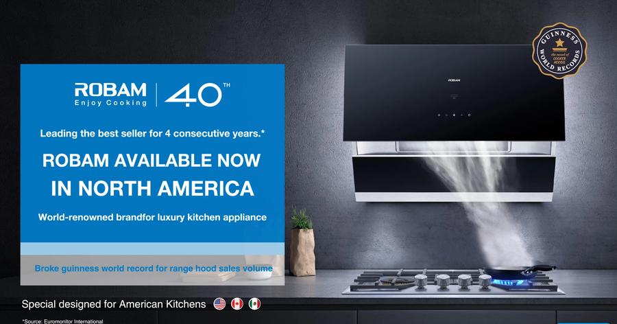 New Luxury Kitchen Appliance Brand Launches