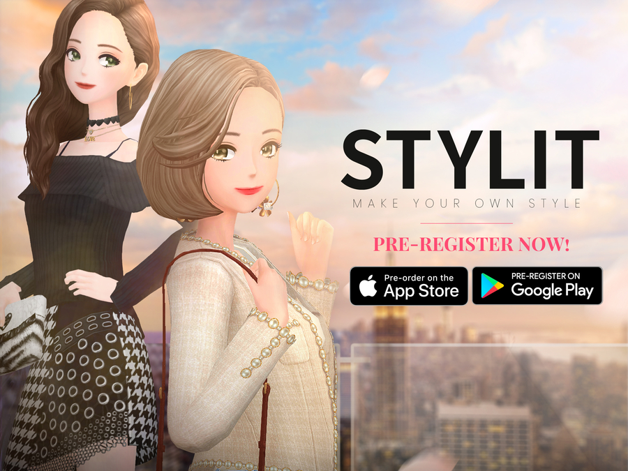 Stylit A 3d Styling Game Now Available For Pre Registration