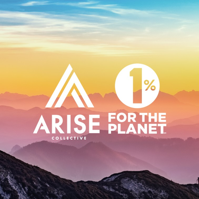 Arise Collective Commits 1% of all Sales to Environmental Causes