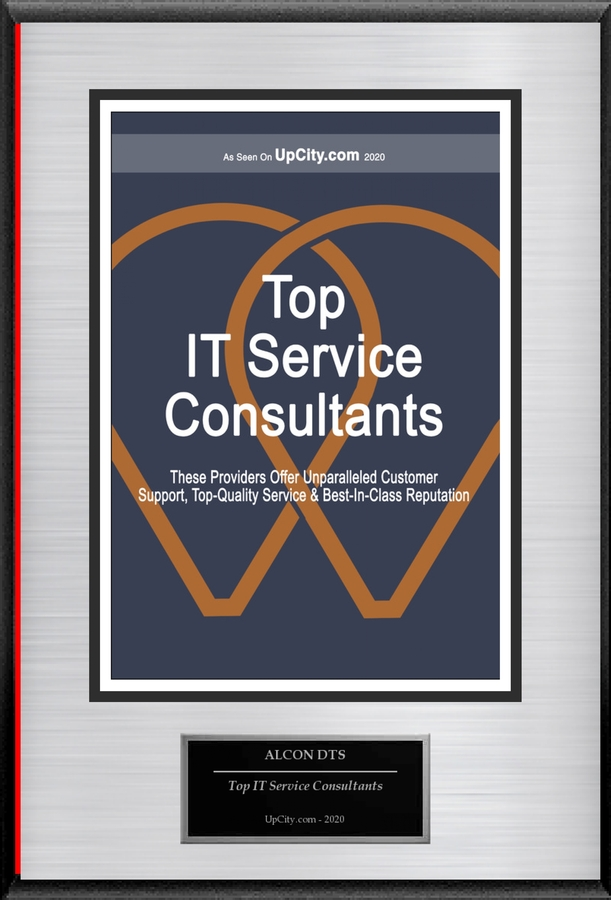 "ALCON DTS Selected For ""Top IT Service Consultants"""