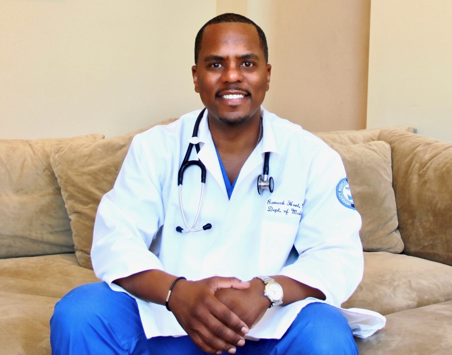 New York Times Best Selling Author, Dr. Rameck Hunt to Release New Book, The NO GUESSWORK Diet