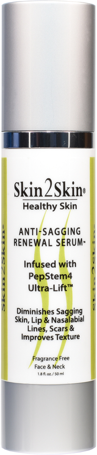 Skin 2 Skin® Awarded Top Five Product Categories for Best Serum Solution for Sagging Skin by Truth in Aging