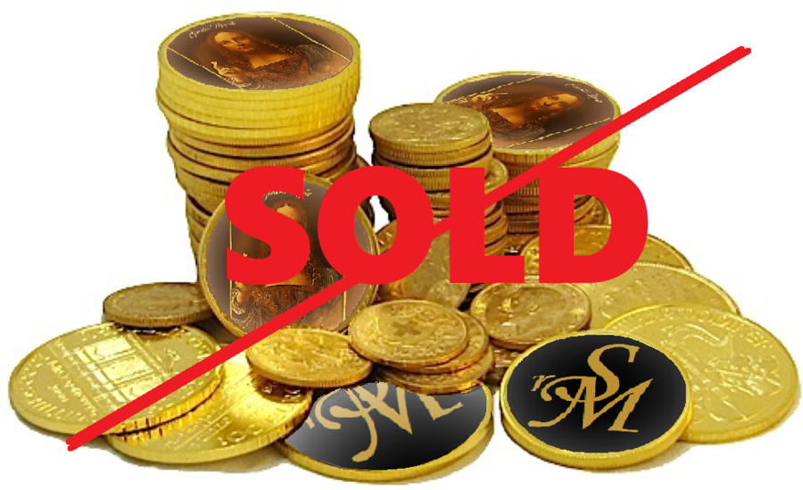Amundi Asset Management (Europe's largest asset manager) buys Mundicoin (cryptocurrency/artwork) from Real Salvator Mundi