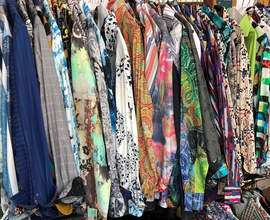 Facebook Group for Robert Graham Clothing Collectors Adds Special Closet Sale and Wish List Days at Start of Every Month