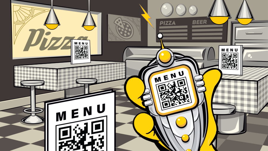 Reach Customers With Real-time Video Streaming and Paperless Menus With Custom QR Codes