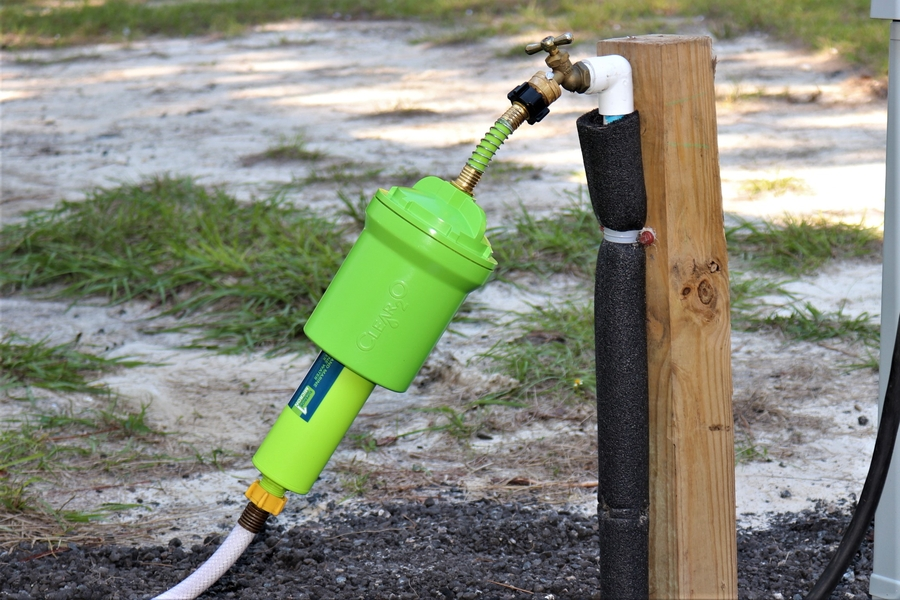 Camping World to Carry CLEAR2O® DirtGUARD™, the First-Ever Inline RV Sediment Prefilter