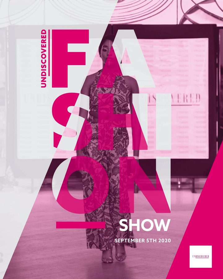 Undiscovered Fashion Show 2020