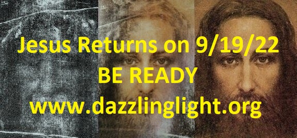 Be Ready! For Jesus' Second Coming Reveals John The Apostle