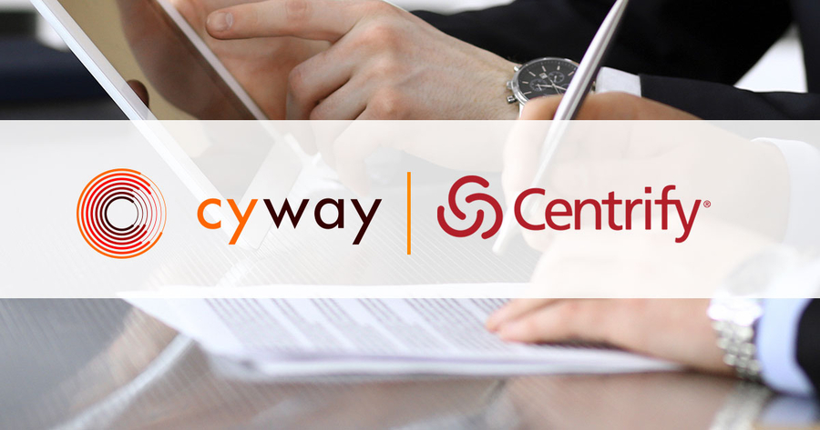 Cyway Signs Distribution Agreement for Centrify in Middle East & Africa