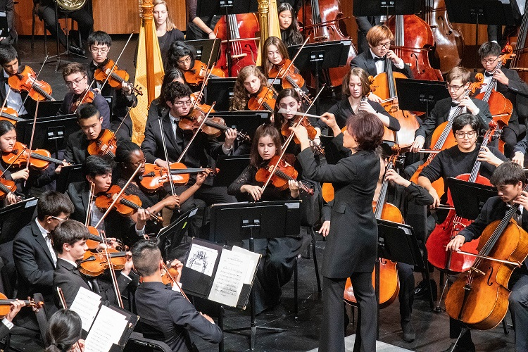 New Jersey Youth Symphony Receives ,000 Grant from the League of American Orchestras Futures Fund to Advance Innovation