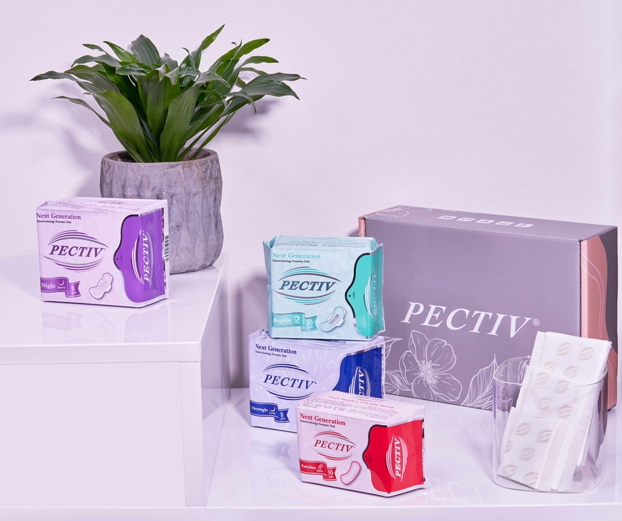 PECTIV Is Innovating Their Way into the Feminine Hygiene Market By Putting Women's Needs First