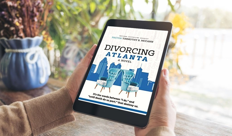 New Book Divorcing Atlanta by Former HarperCollins Bestselling Author Timmothy B. McCann to be Released on Black Friday