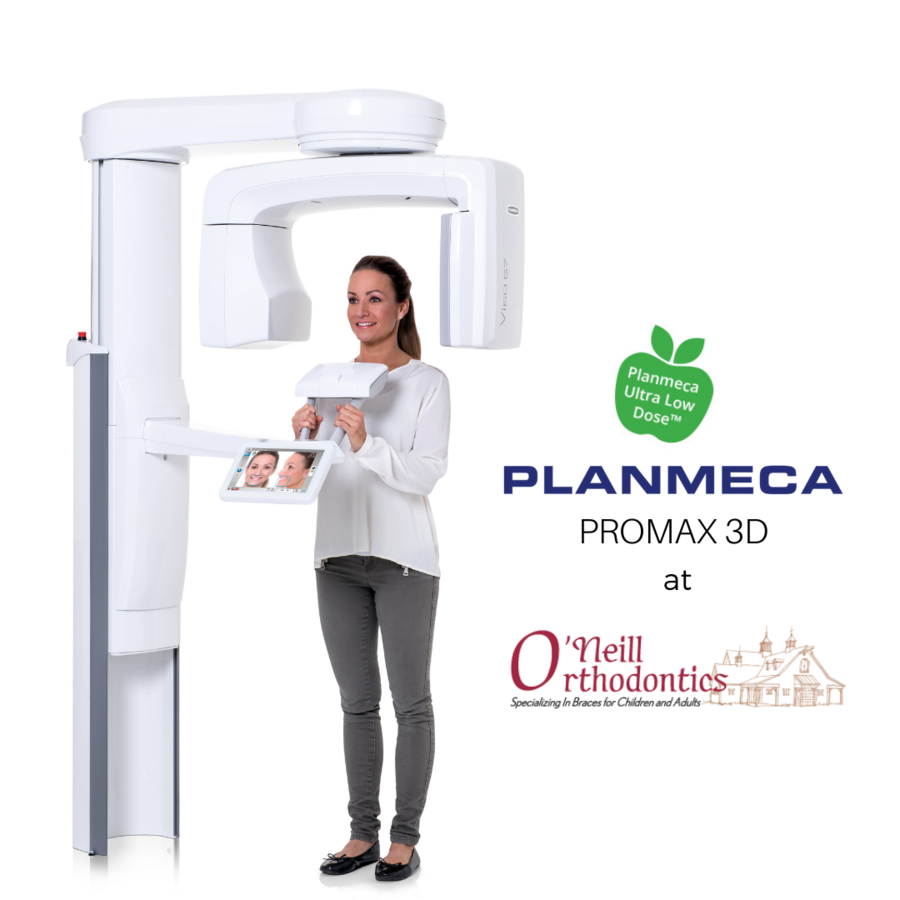 Introducing The Planmeca Promax 3D at O'Neill Orthodontics