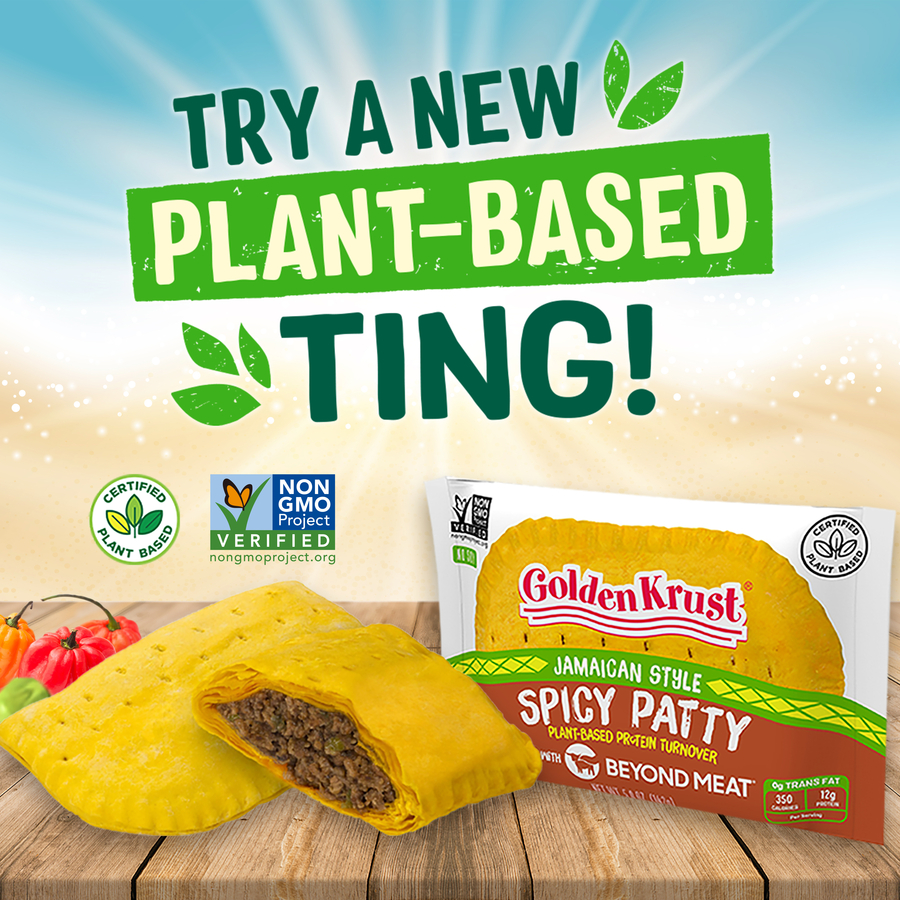 Golden Krust® Increases Distribution of their Plant-based Jamaican Style Patties Made with Beyond Meat®
