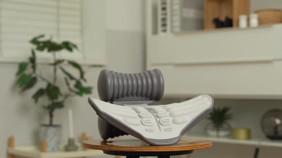Body Correction, Massage, Fitness? BALANCENAP, Launches on Indiegogo in November