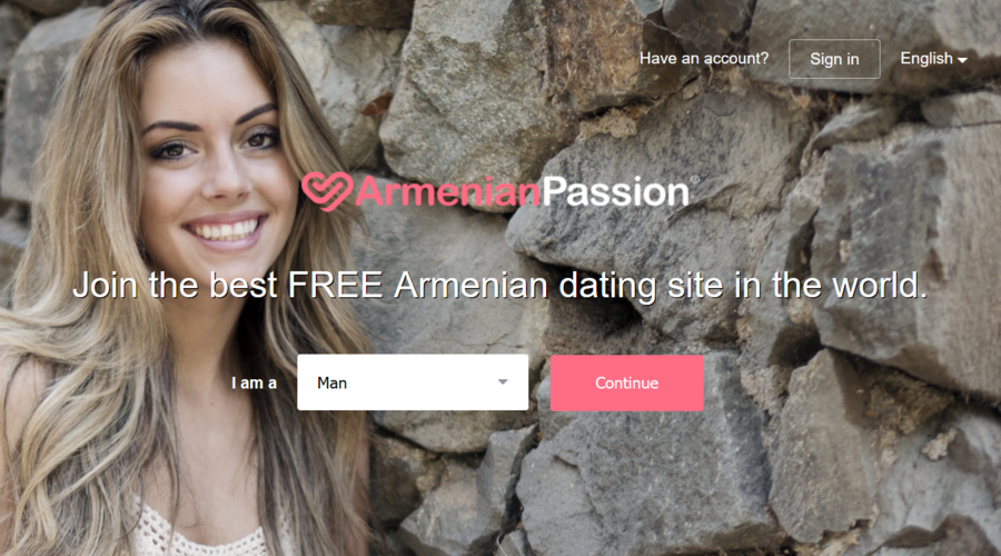 Discover A Great Place To Meet Armenian Singles at Armenian Passion