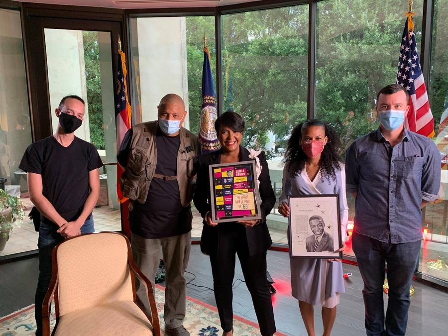 Picture Perfect Production Showcases Atlanta Mayor Keisha Lance Bottoms