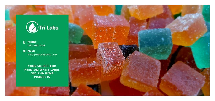 Insane Growth of the CBD Gummy Market