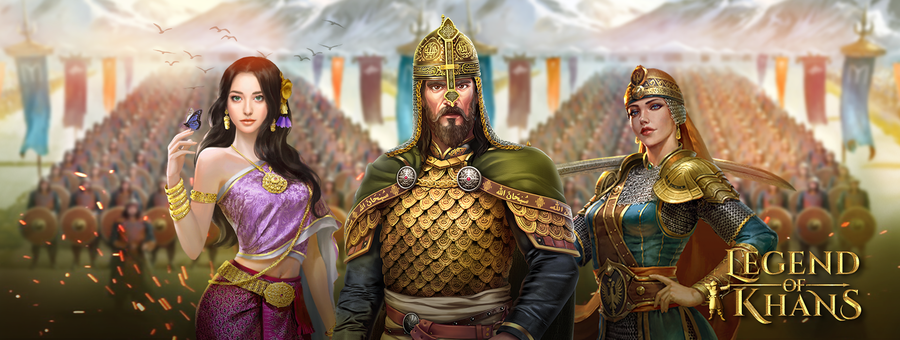 Simulation Game Legend of Khans is Entering Beta with Unique Characters from Historical Era between 4th and 13th Century