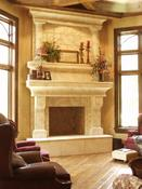 <strong>www.milestoneltd.com Stone Fireplace Mantels</strong>