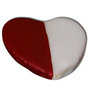 THE BLACK AND WHITE COOKIE COMPANY OFFERS HEART SHAPED VALENTINES DAY COOKIES!