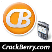 <strong>Crackberry logo</strong>