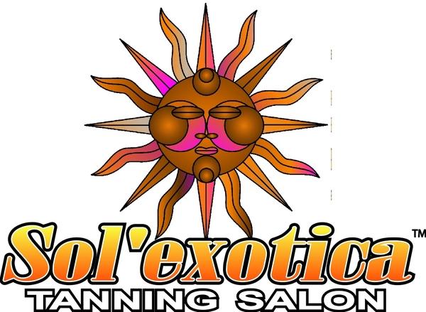 Tanning Salon Logos