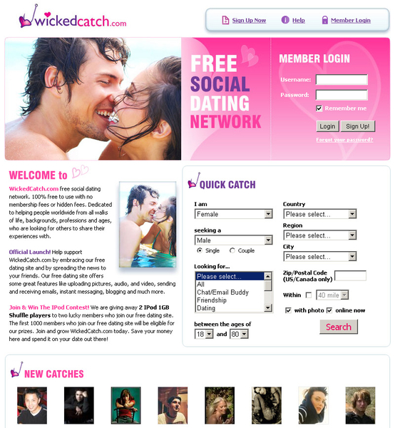 100 free dating website