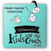 <strong>Kids Off The Couch is a free, e-newsletter that shows parents how to create fun, kid friendly adventures by combining film and digital media with an off the couch activity</strong>