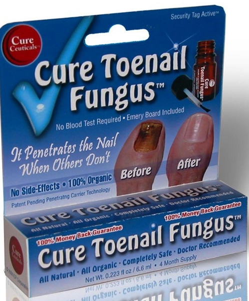 Nail Fungus Otc