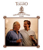 <strong>Carlos and Charlie Toraño are featured in first of Toraño Cigars' promotions, emphasizing the family's 95-year history in premium tobacco and cigars</strong>