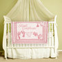 Li'l Inspirations Introduces New Personalized Birth Certificate Baby Blanket and Baby Security Blanket Gift Sets