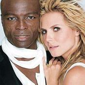 <strong>Heidi Klum and Seal are inspirations to interracial couples in the United States</strong>