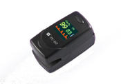 <strong>Landon Medical's PC-60C (FDA Approved) Finger Pulse Oximeter provides on spot SpO2 (percentage of oxygen saturation in the blood) and pulse rate with accuracy and ease.</strong>