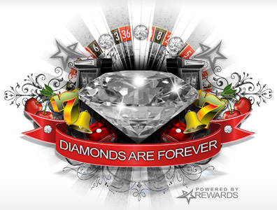 Diamonds are forever casino trop world casino