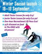 <strong>The Snow Centre in Hemel Hempstead celebrates the new season with the Winter Launch Weekend!</strong>