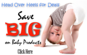 <strong>Go Head Over Heels with this Crazy Sale on All Eco Friendly Baby Products</strong>